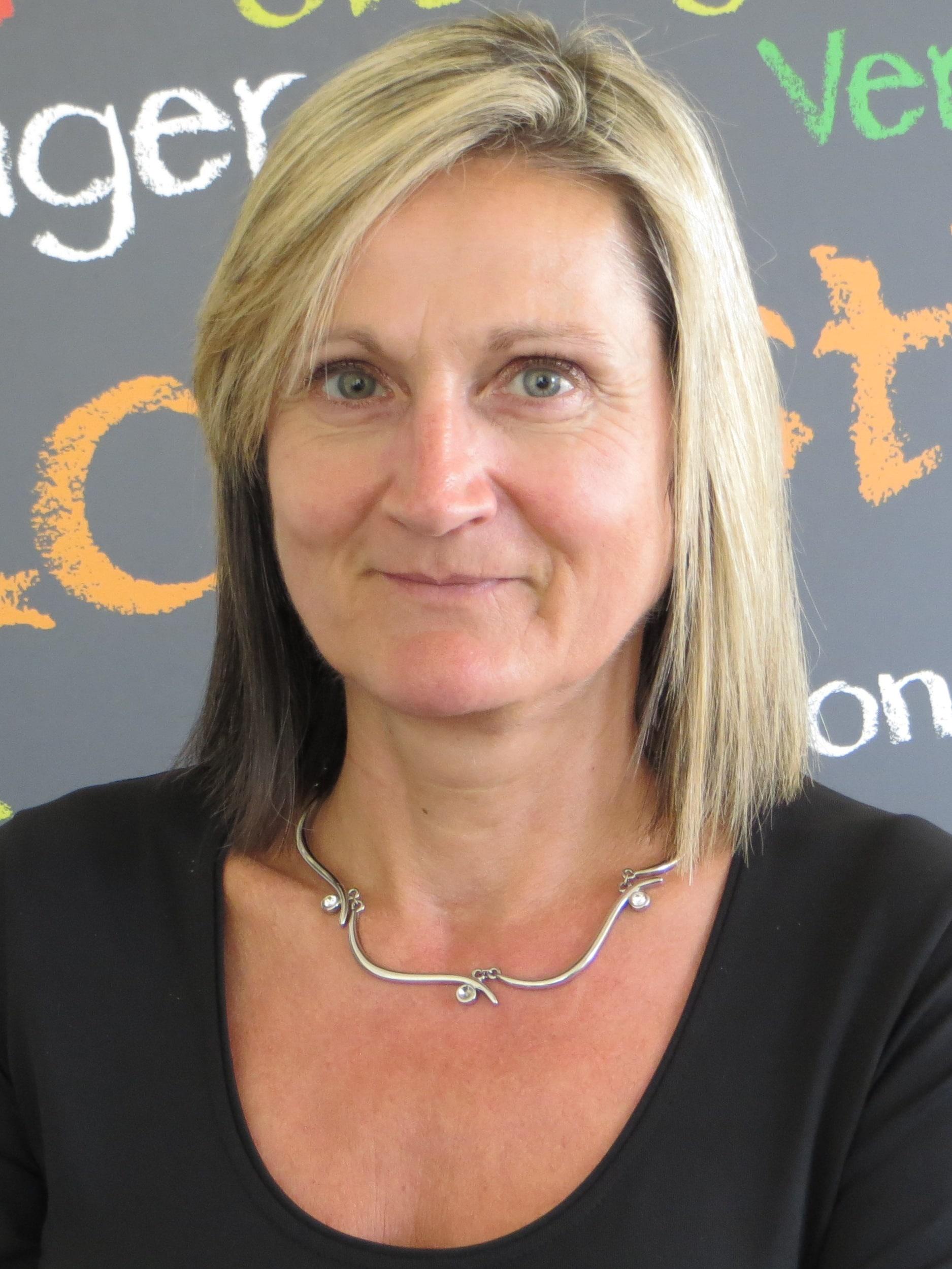 VTL Mitarbeiterin Claudia Moege