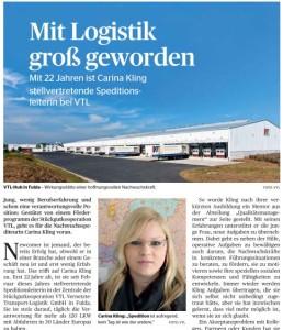 Mit Logistik groß geworden