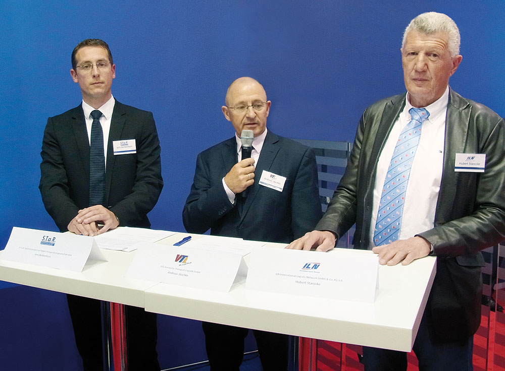 VTL, ILN und S.T.a.R. schließen strategische Allianz