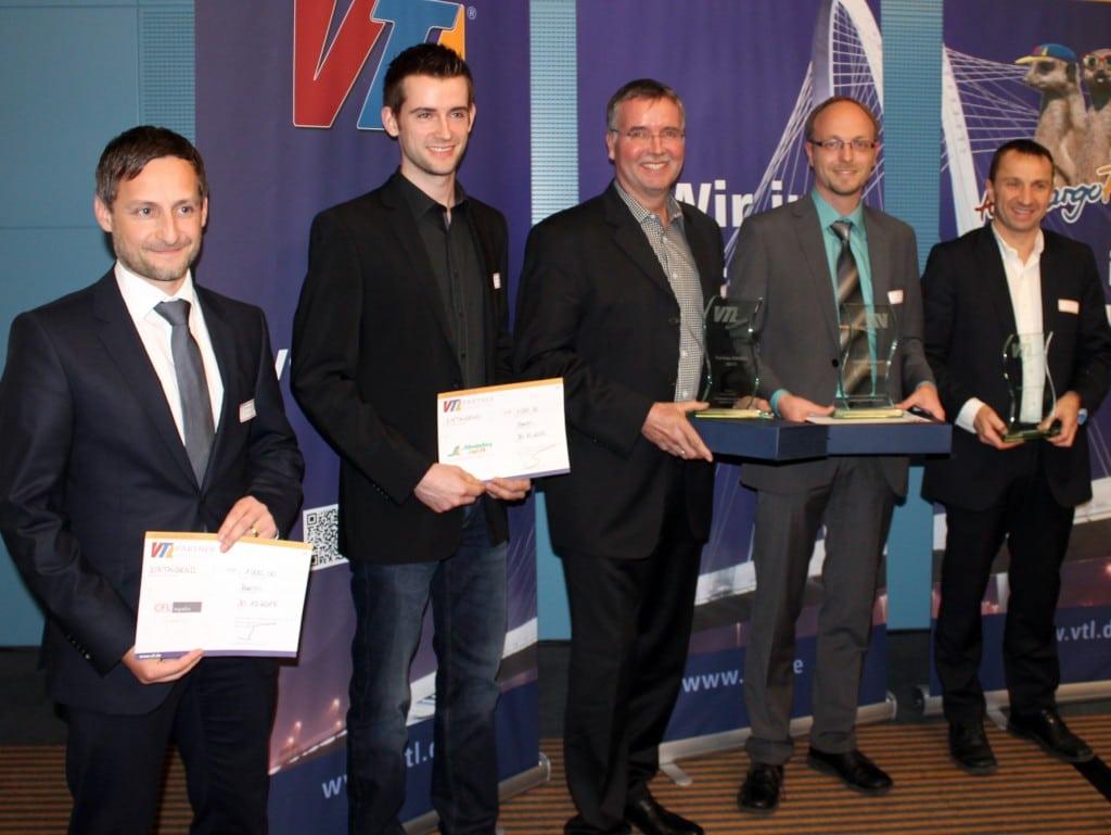 PartnerAward-Gewinner 2015