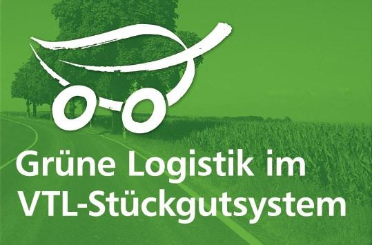 Gruene Logistik im Stueckgutsystem