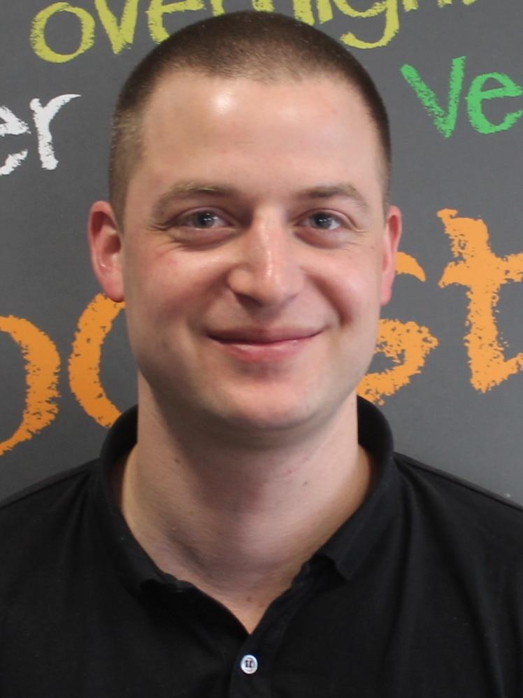 VTL Mitarbeiter Maximilian Fuchs