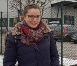 Auszubildende besucht Loxx in Warschau