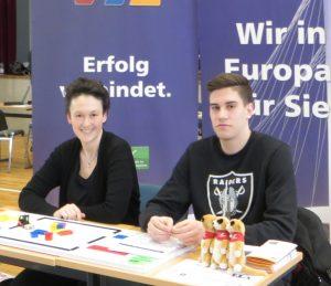 VTL stellt Ausbildungsangebot an Freiherr-vom-Stein Schule vor