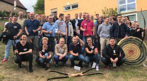 Gruppenbild VTL Dispo-Treffen 2018