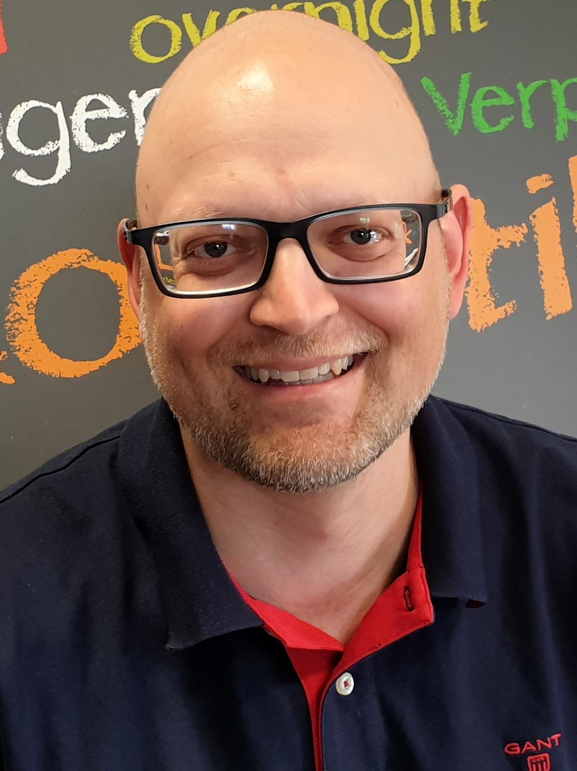 VTL Mitarbeiter Christian Grubmüller