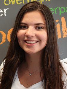 VTL Mitarbeiterin Joanna Demminger